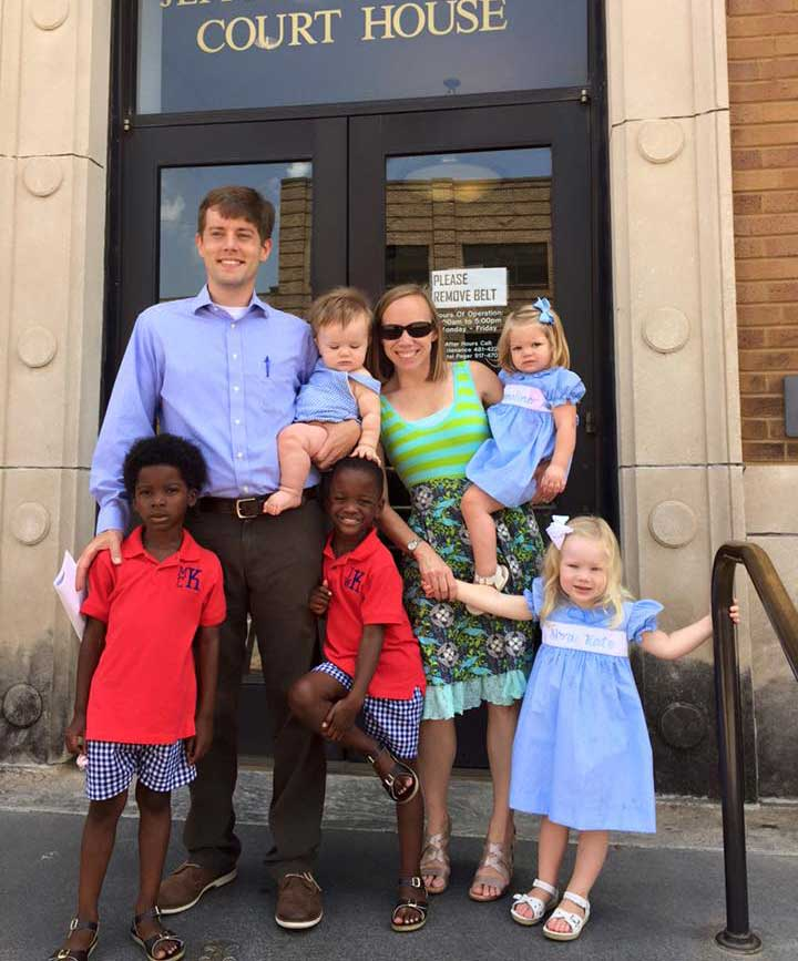 The Kelleys, ABCH foster and adoptive family
