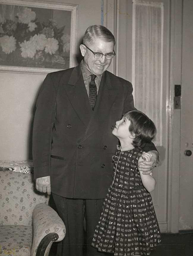 Superintendent E. E. Cox