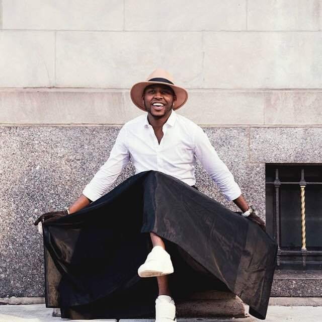 Bryant Woodson II: Fashionable, Fabulous and For Real -