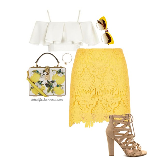 Five Ways to Wear Yellow This Season -