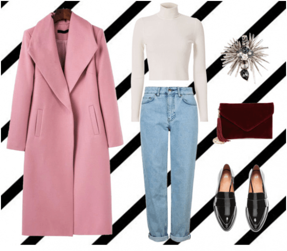 Five Valentine's Day Outfit Ideas -