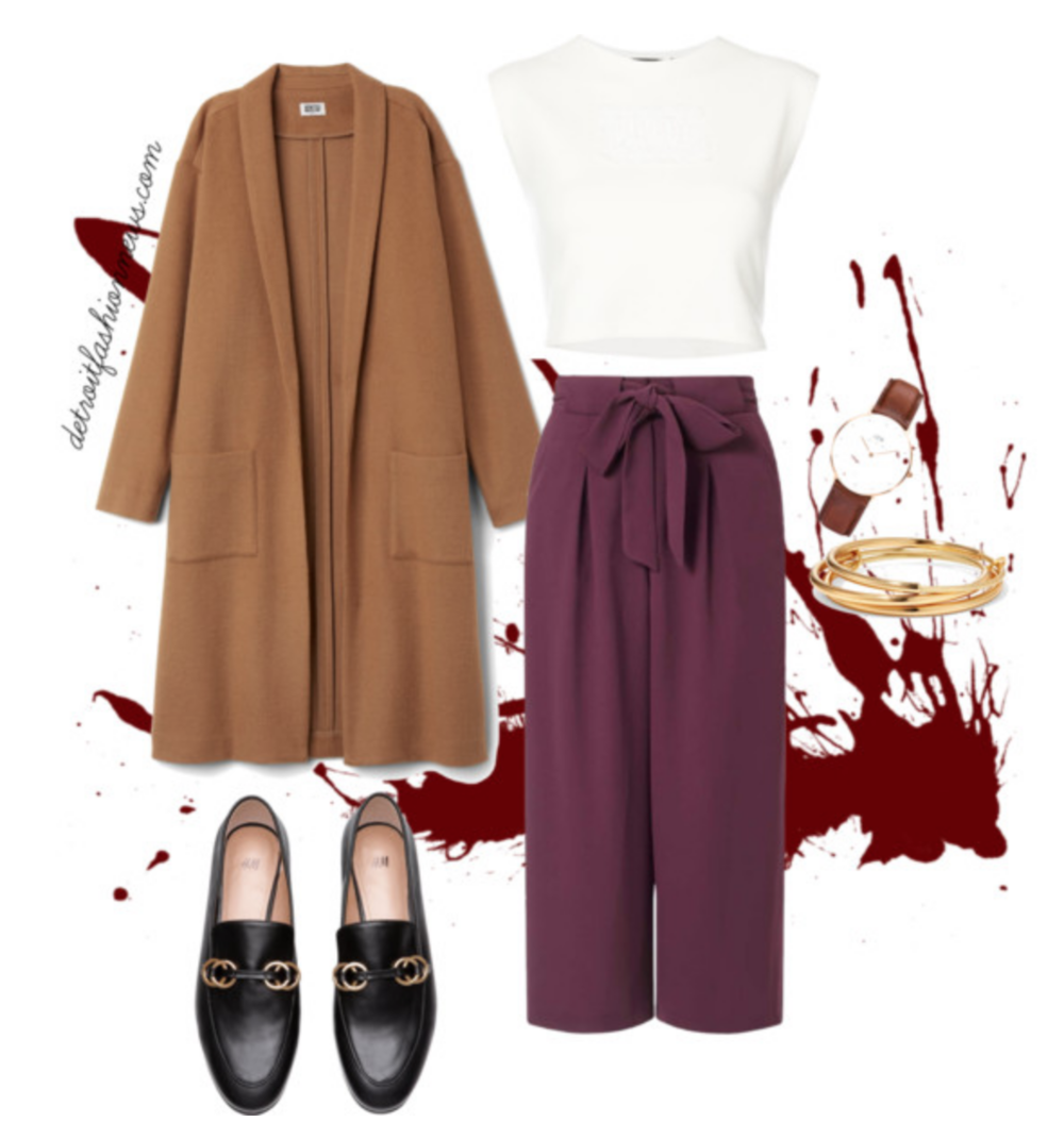 How to Wear Fall's 'It' Colors -