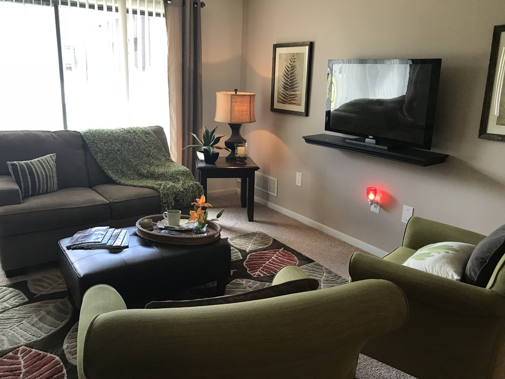 Model Unit at Mapletree Apartments