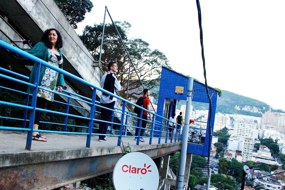 Jornadas para Mudança, São Paulo e Rio de Janeiro
