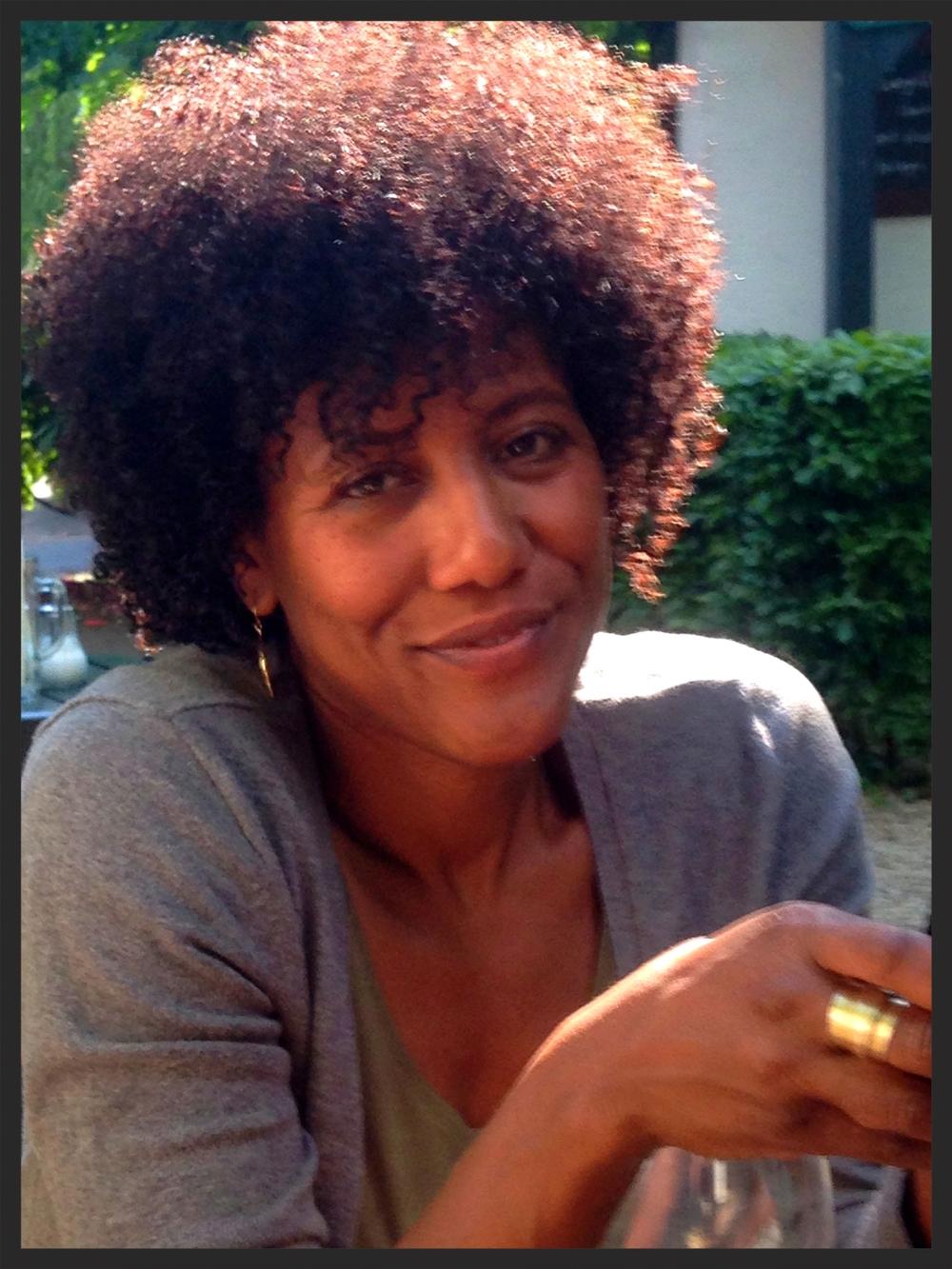 My Happy Afro.