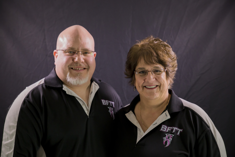 Nancy & Greg Borum Founder/President