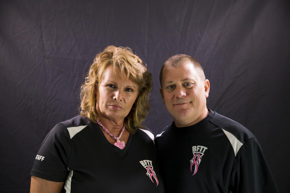 Kim & Rodney Board Members