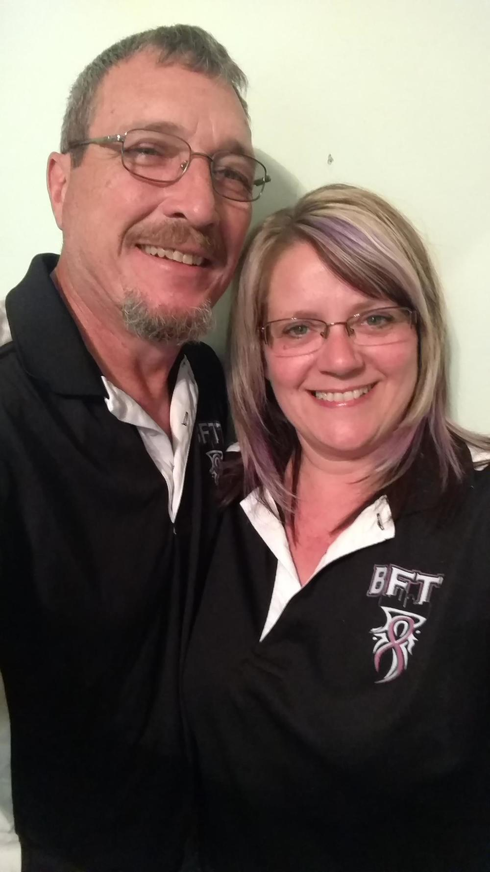 Bryan & Becky Grimes Board Members