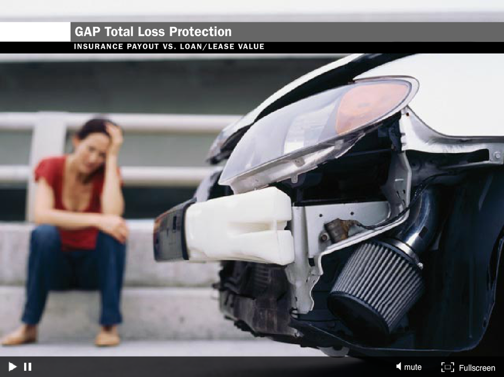 Safe-Guard GAP Total Loss Protection Video