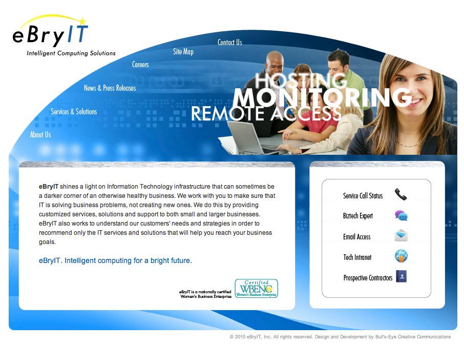 eBryIT Website