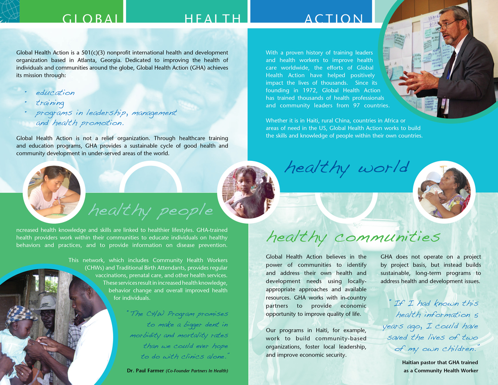Global Action Brochure2