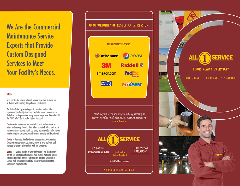 All1Service Brochure