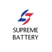 Supreme Battery Logo