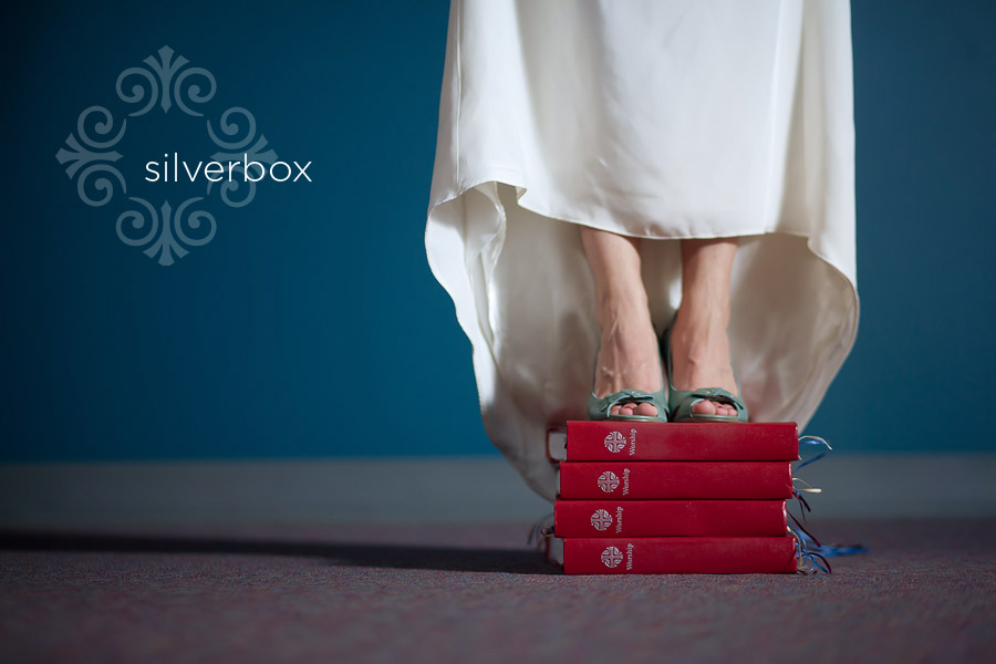 SilverBox Photographers LOVE shoes!