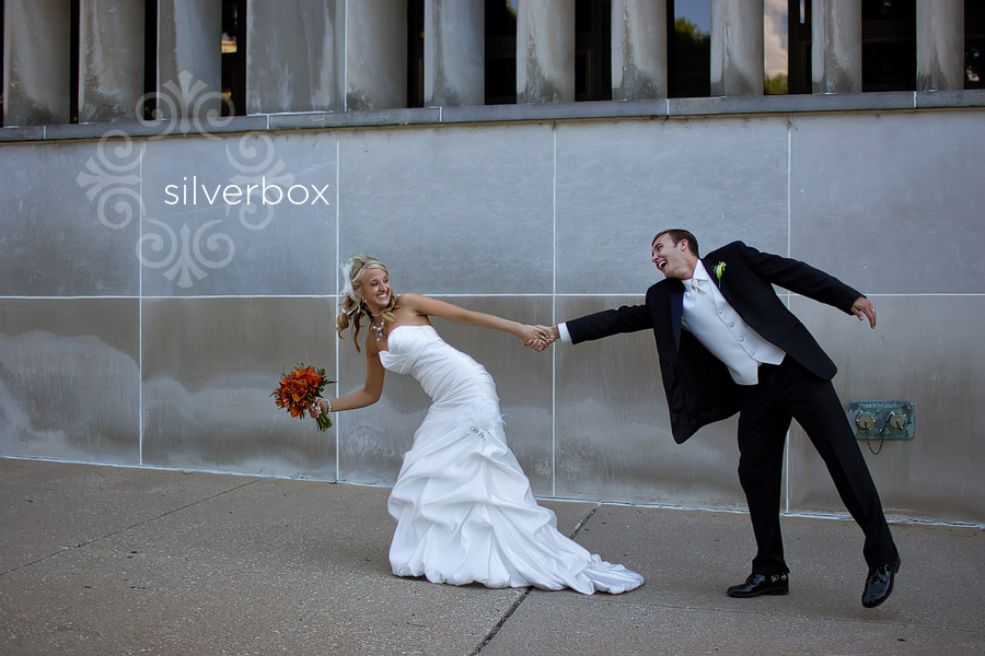 Jefferson City, Missouri Wedding Photography by SilverBox Photographers