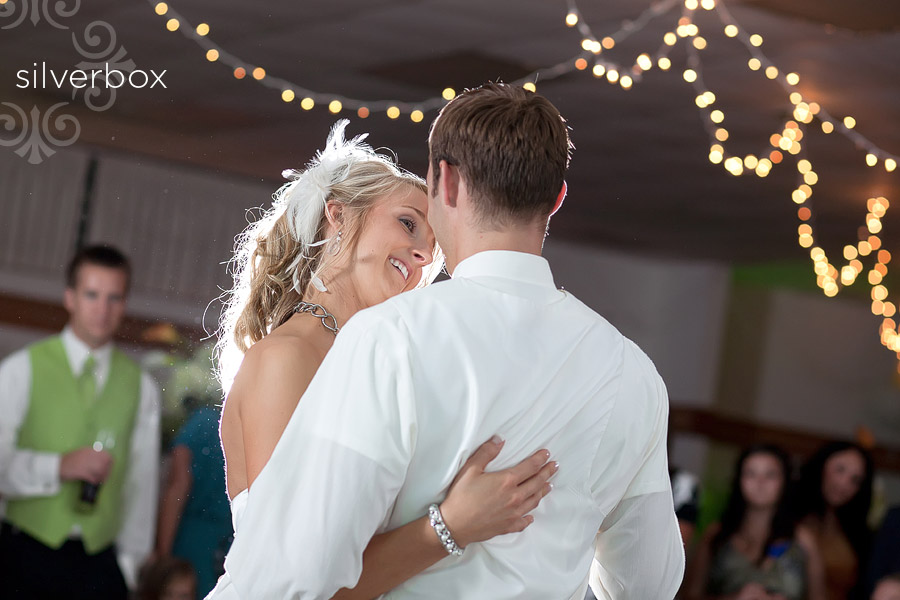 their first dance - oh this is love
