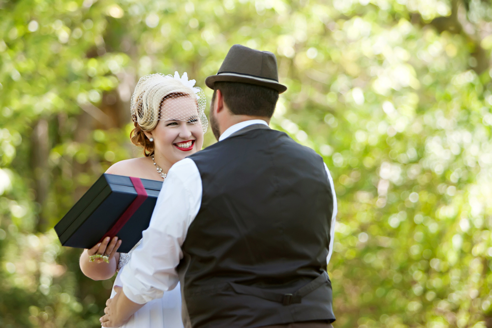 """Other than saying ""yes"" when my groom proposed, hiring SilverBox was the best decision I made when planning our wedding.""      Christa Talmage, bride"