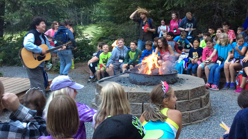 Family Camp Leo For Children With Diabetes
