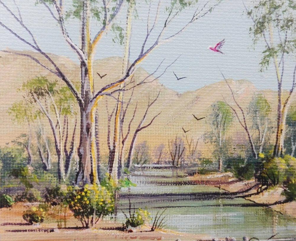 Playford Lake