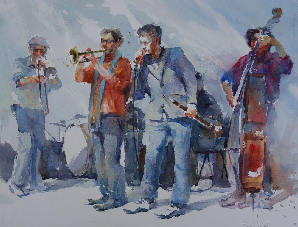 Jazz Line up