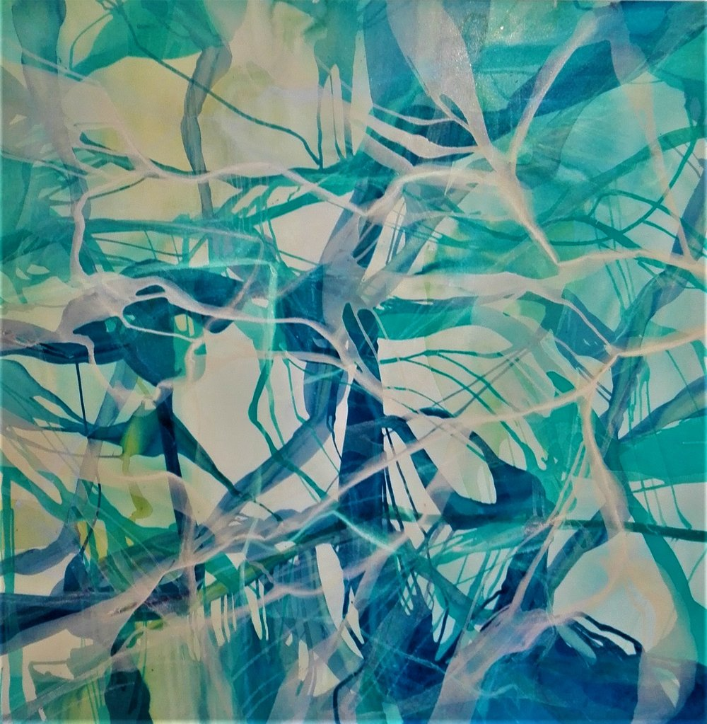 Ocean Flow - Ribbons of Life - SOLD