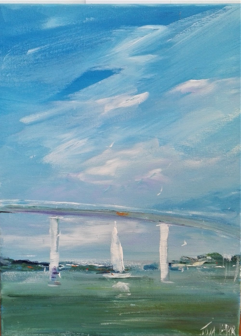 Goolwa Bridge - SOLD