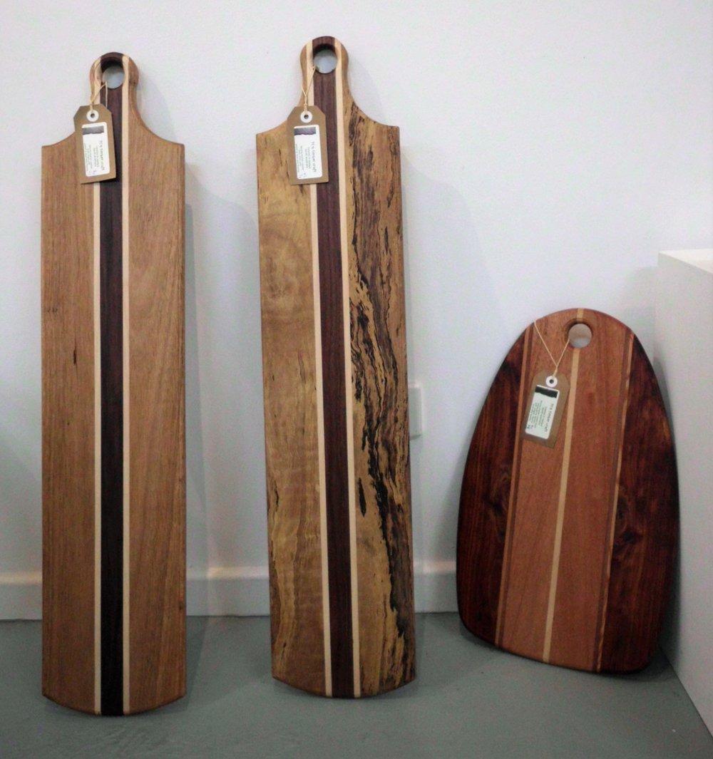 Platters - Blackwood & Meranti