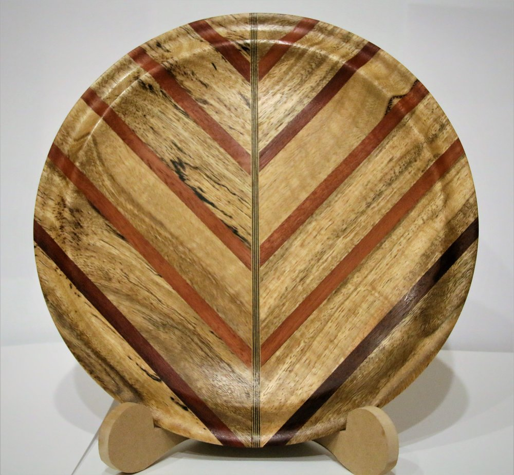 NEW - Large Platter - Marri, Jarrah