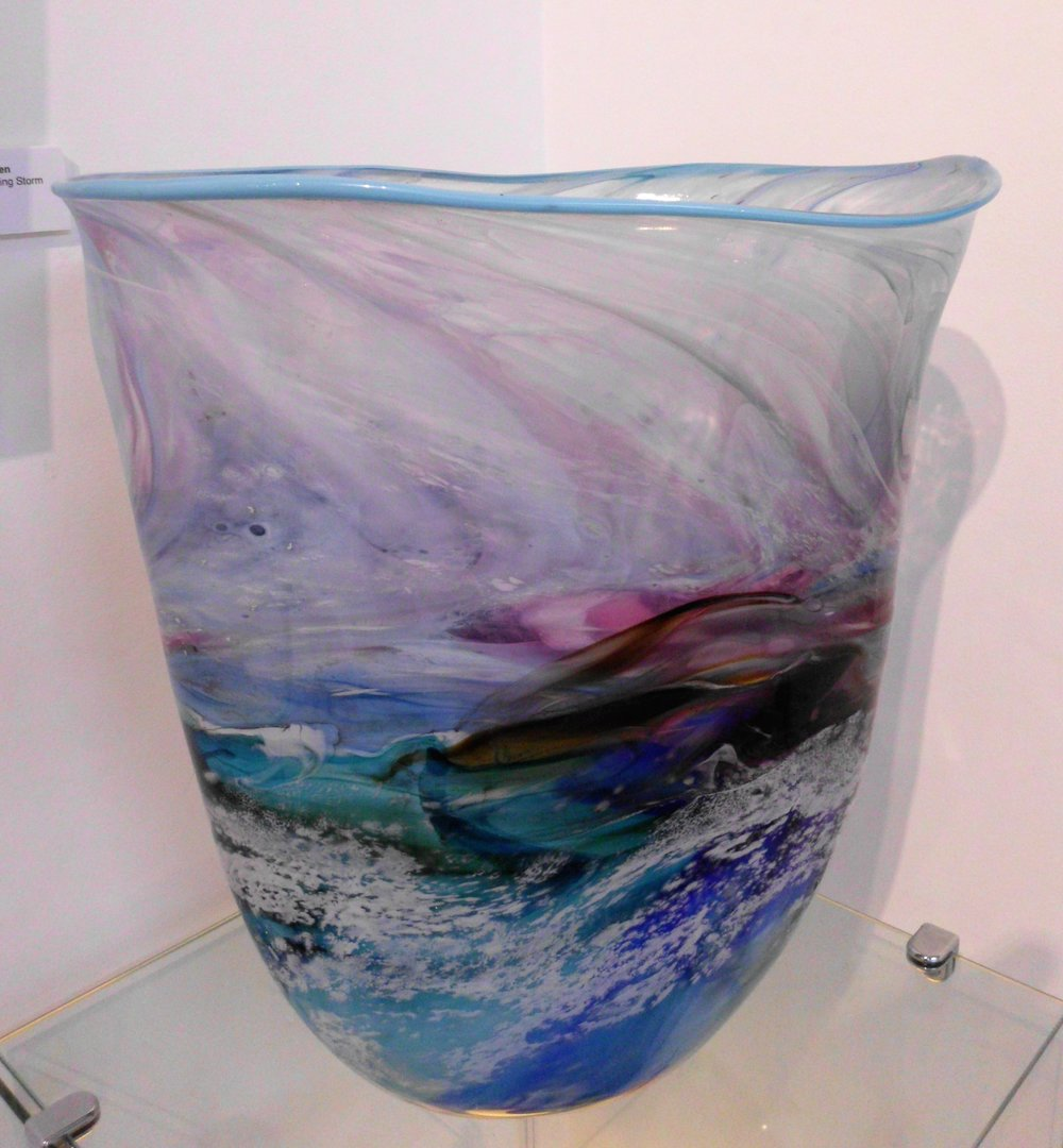 NEW - Ocean Swell Vessel