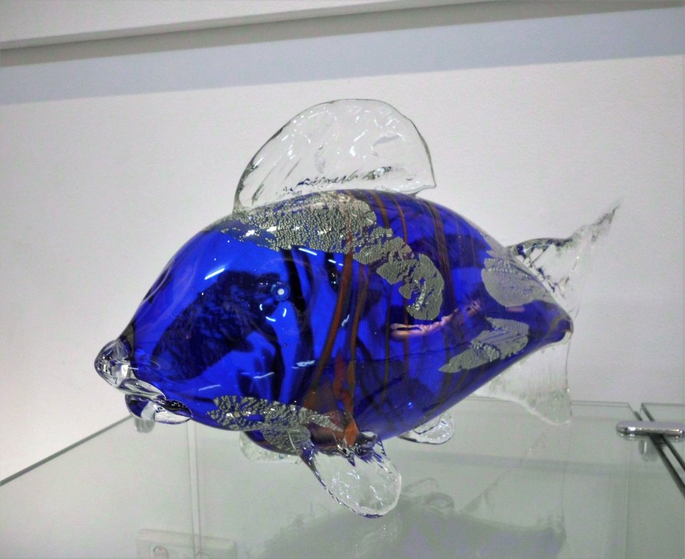 NEW - Fish 5 - SOLD