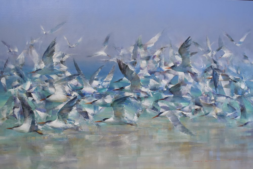 Waitpinga Terns - SOLD