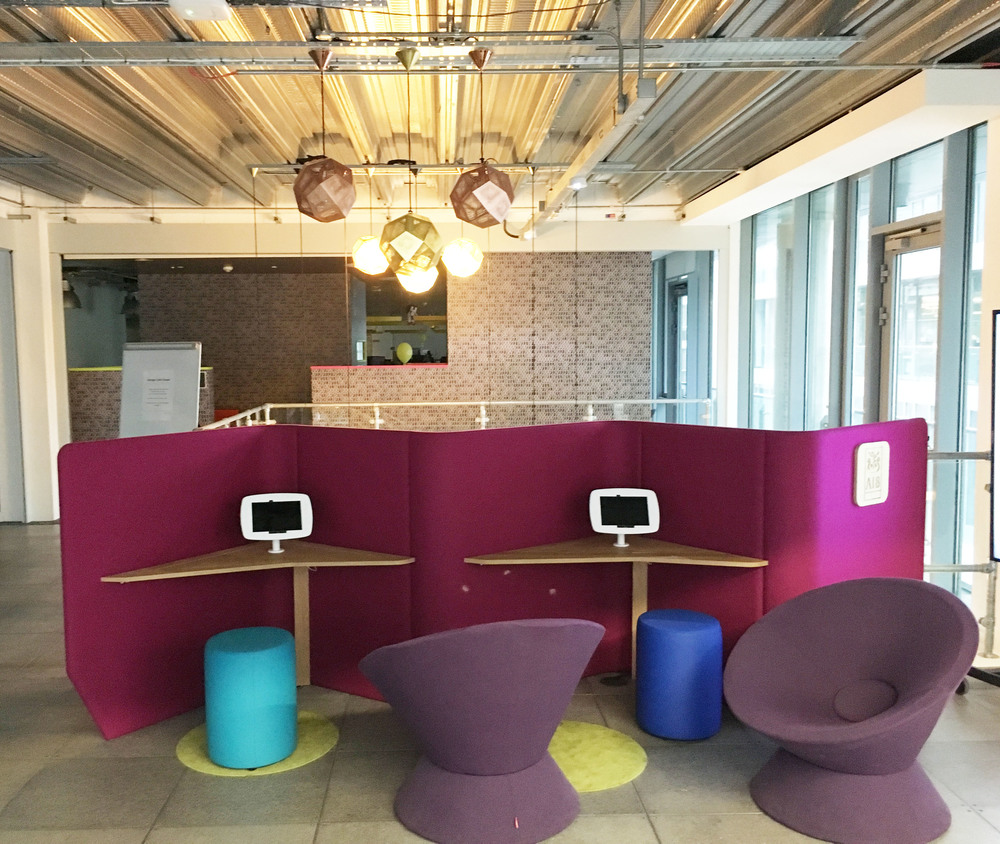 GOOGLE DUBLIN INTERIOR