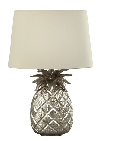 Pineapple lamp, Laura Ashley £75