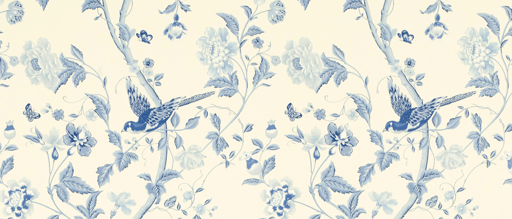 Laura Ashley Wallpaper £40 per roll