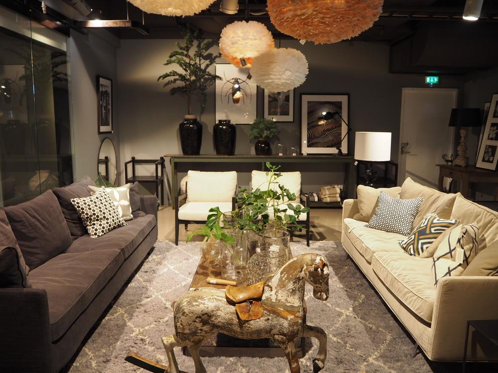 Interior brand- Posh Living, stockholm.