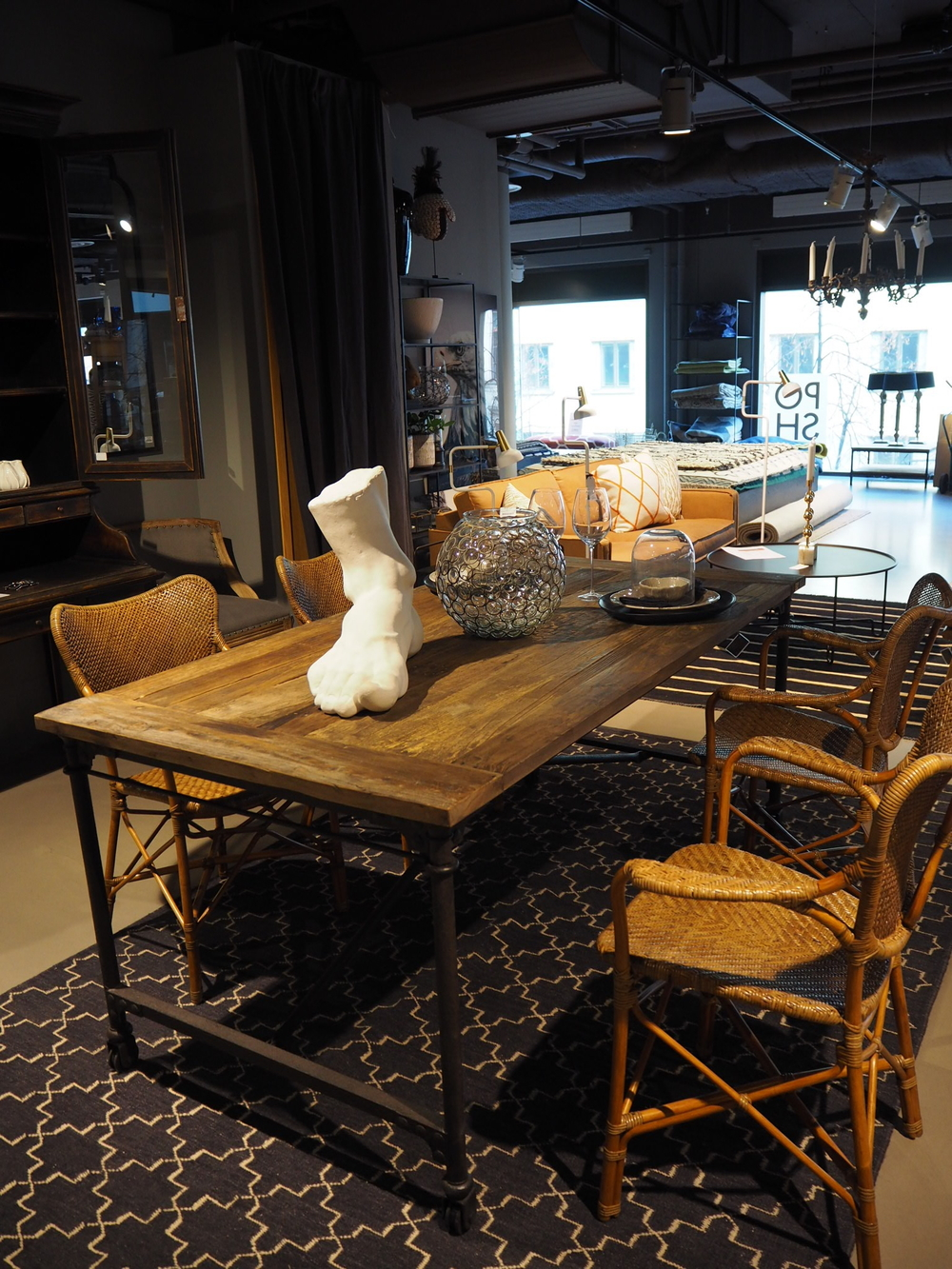 Interior brand, Posh living, stockholm.