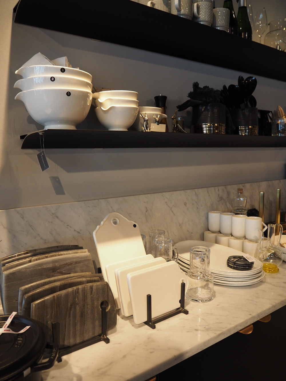 Kitchen accessories at Posh Living, Stockholm