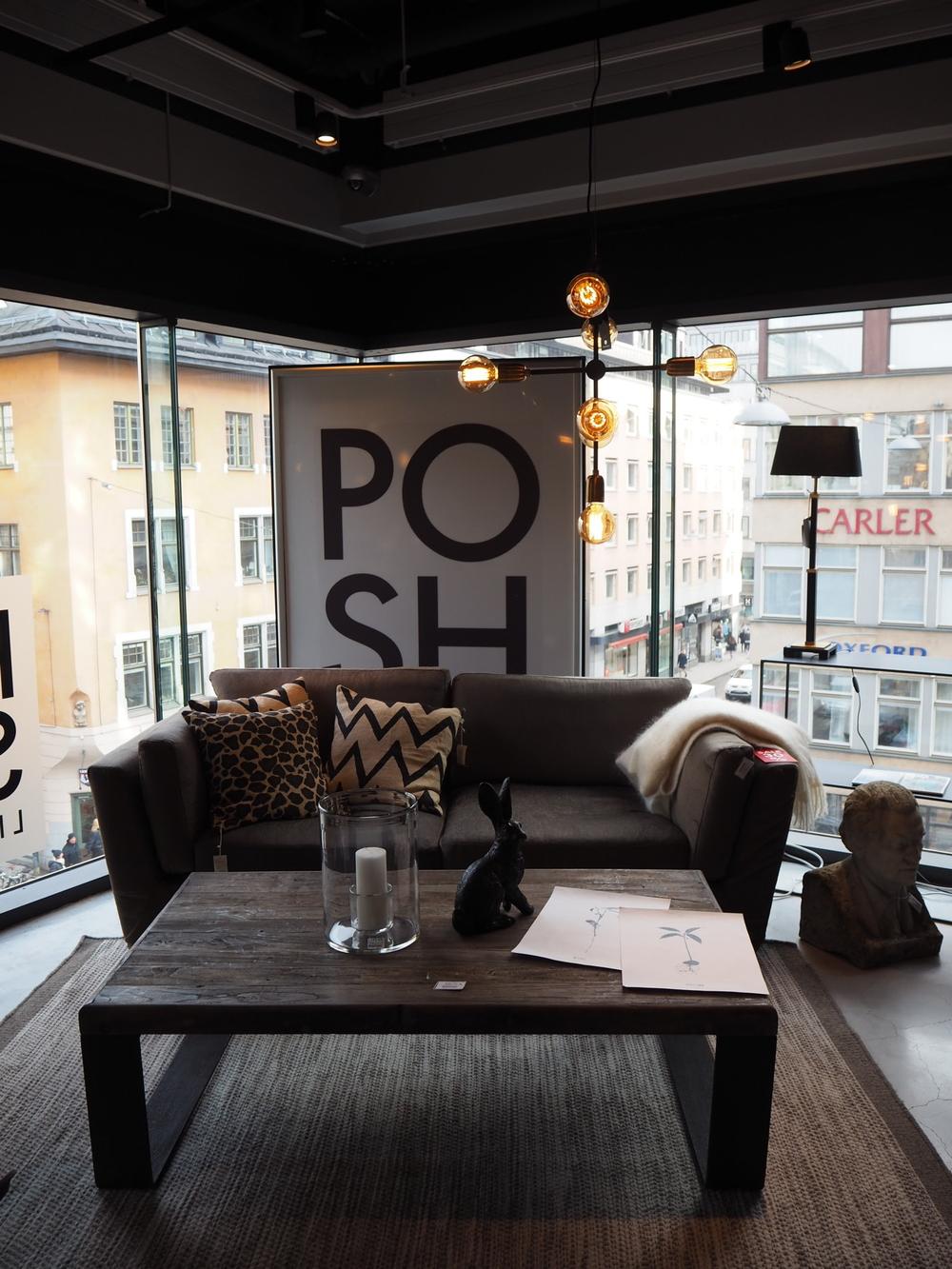 Posh Living, Stockholm