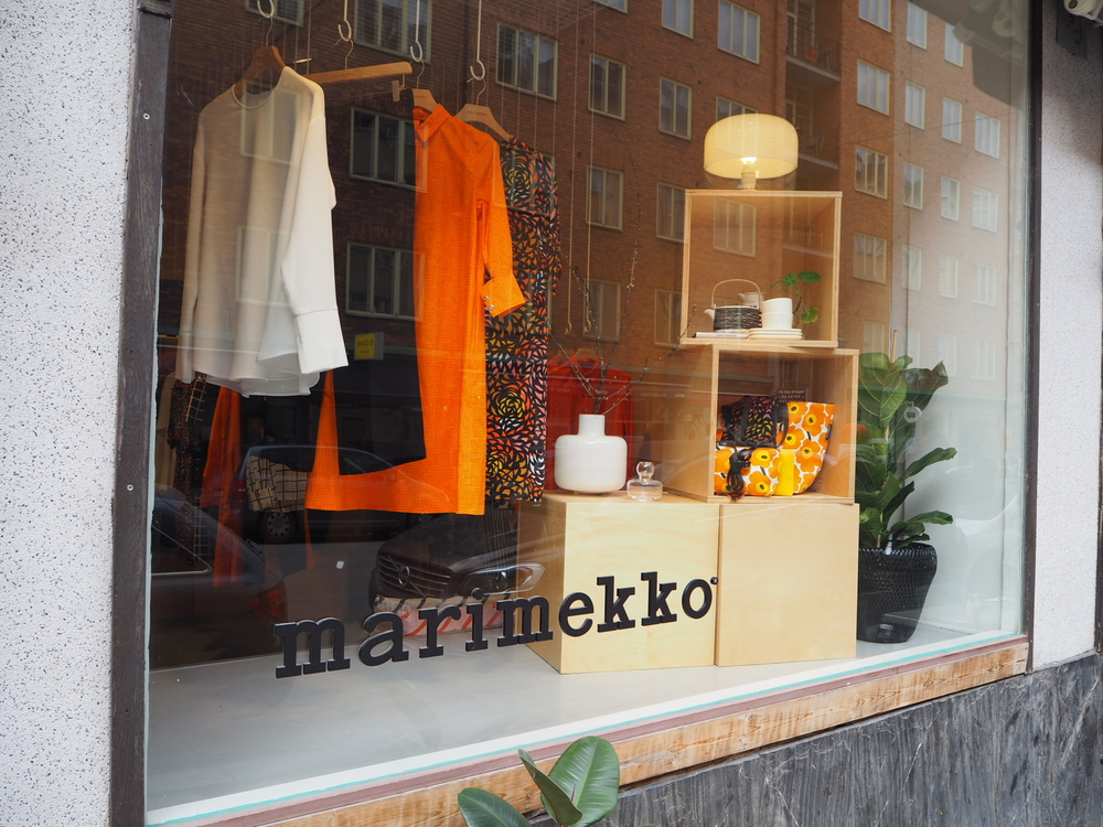 Fashion and homeware brand Marimekko