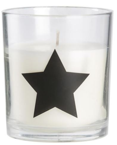 STAR CANDLE £1.50