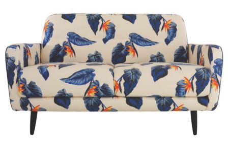 Henry Holland x Habitat printed sofa