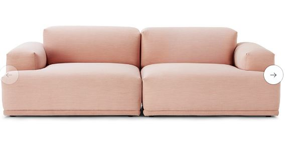 9. Muuto Connect Sofa £2,283