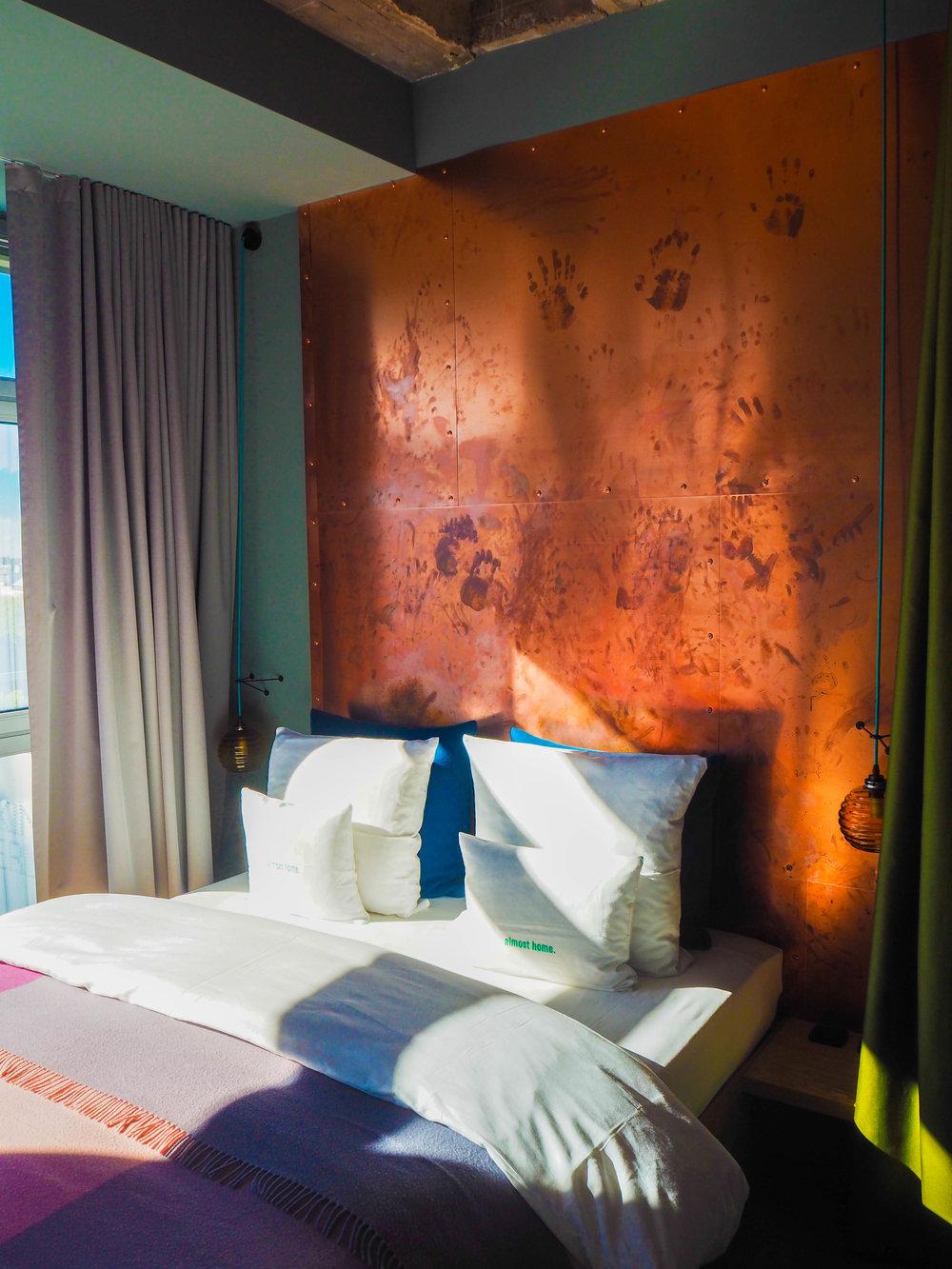 25 hours BIKINI HOTEL BERLIN. DESIGN HOTEL BY  KEC KEC ARCHITECTS.