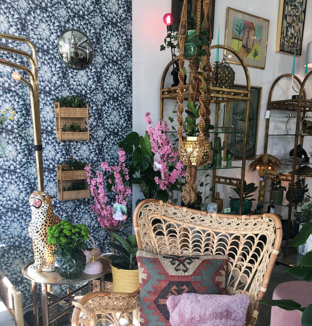 Brandstationen pop up shop in Stockholm, Sweden.