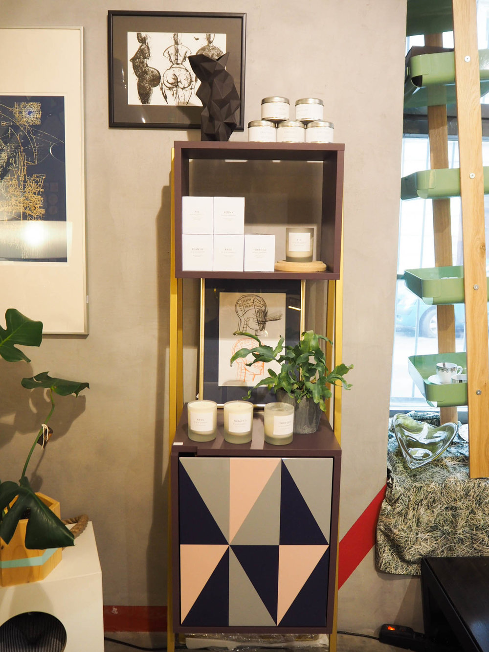 Marka Concept store in Krakow, Poland.