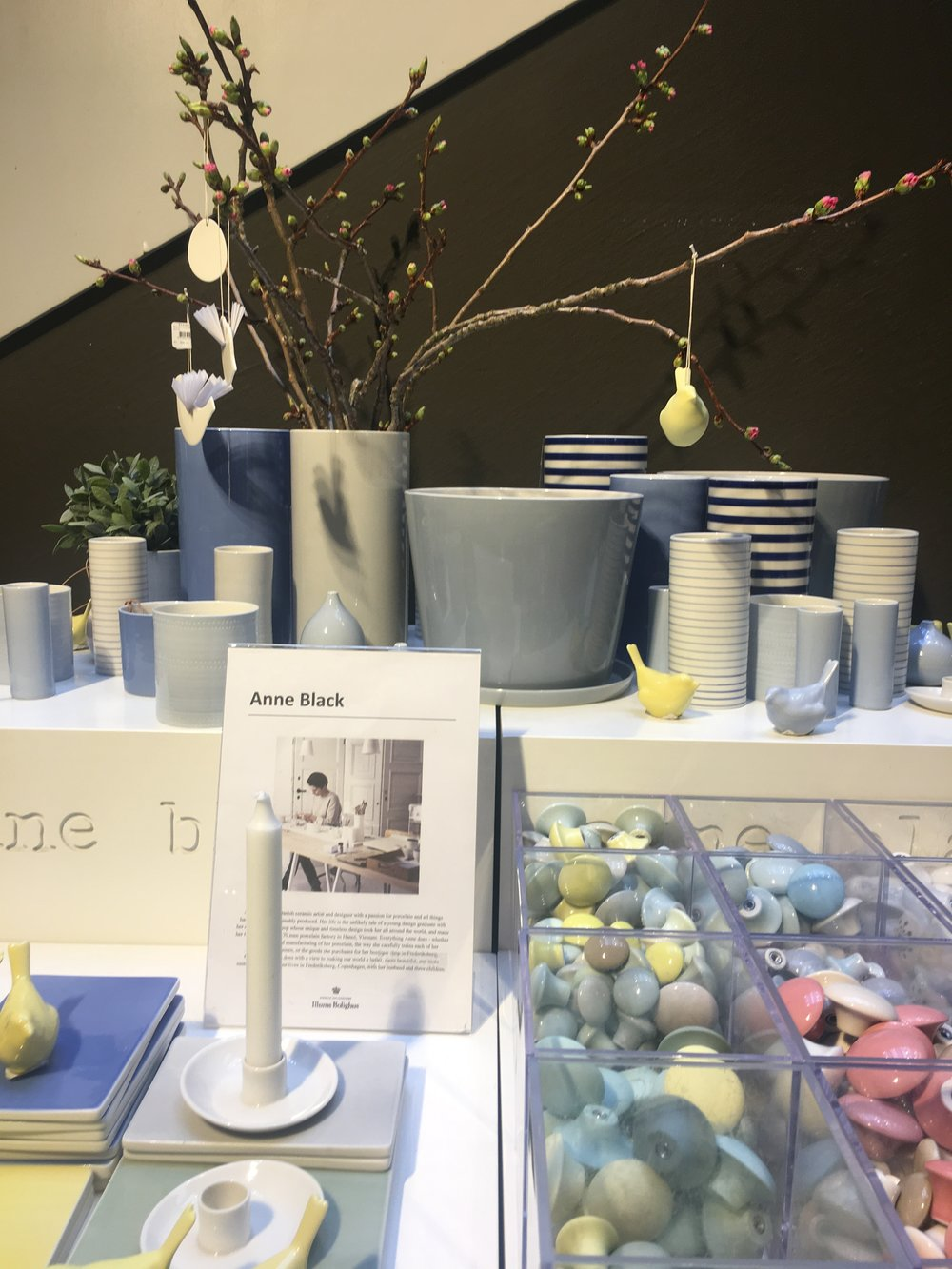 HOME/ INTERIORS DEPARTMENTS STORE ILLUMS BOLIGHUS IN COPENHAGEN. DEDICATED TO HOMEWARE.