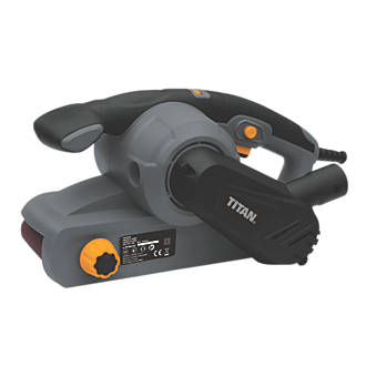 TITAN BELT SANDER -SCREWFIX £49.99