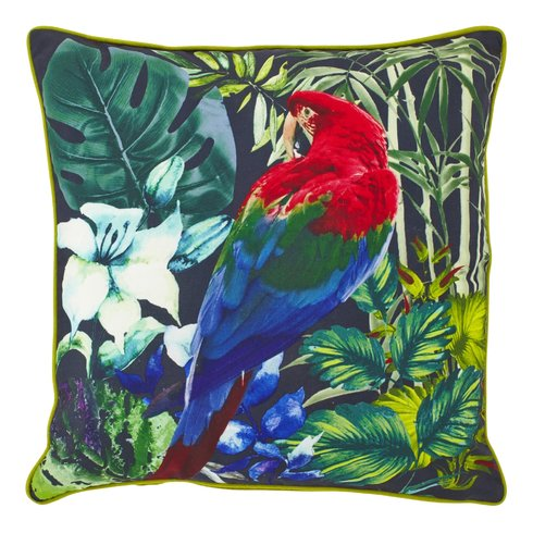 Wayfair, Dutch decor Parrot cushion cover £21.99