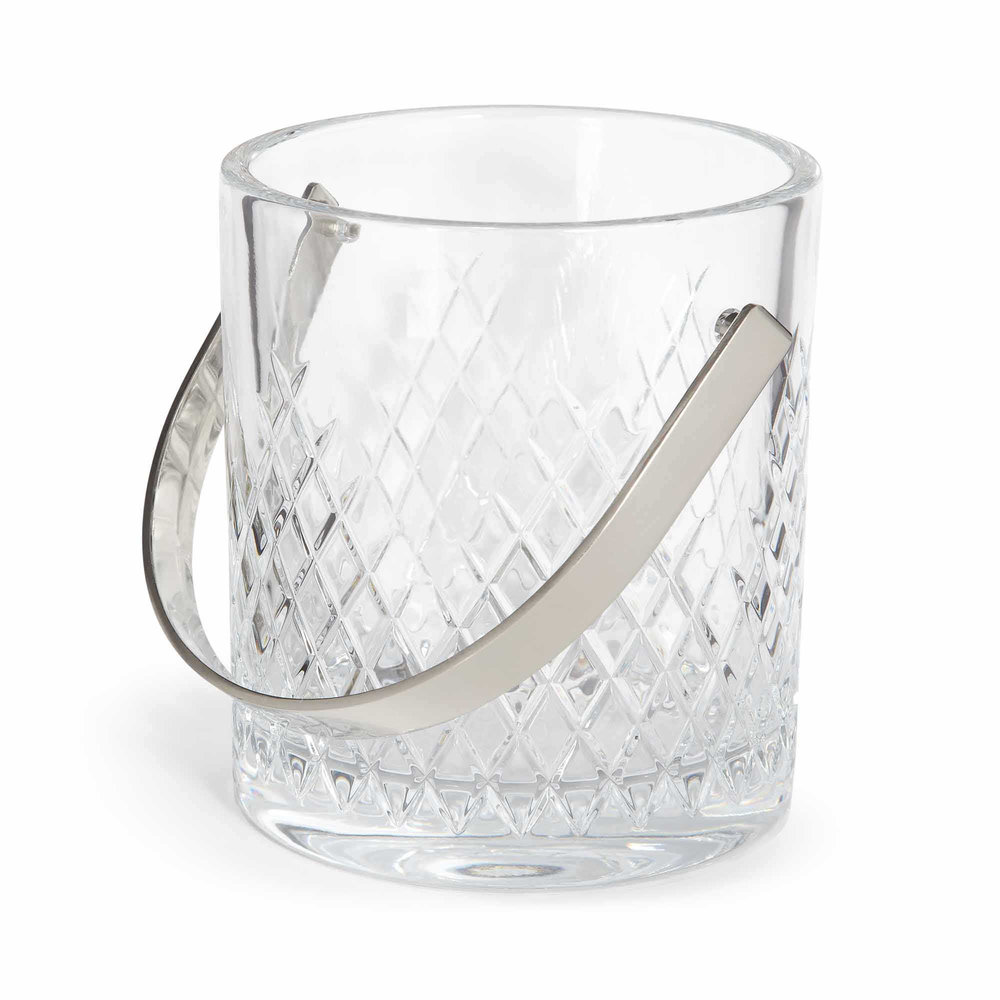 Soho Home Crystal ice bucket £125
