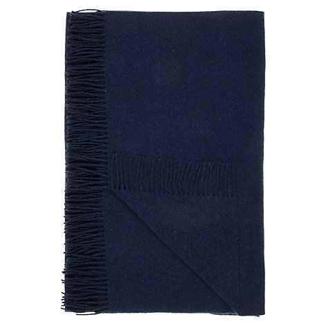 John Lewis - Navy plain wool £65